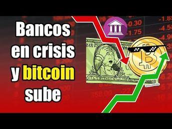 BANCOS EN CRISIS, estamos cerca del colapso Financiero?, bitcoin sube, noticias 1 de agosto