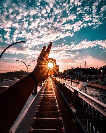 #FOTO – Deja que la luz te guíe