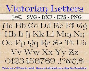 Magical MONOGRAM SVG, Dxf, Eps, Png Files, Kids Font, Curl