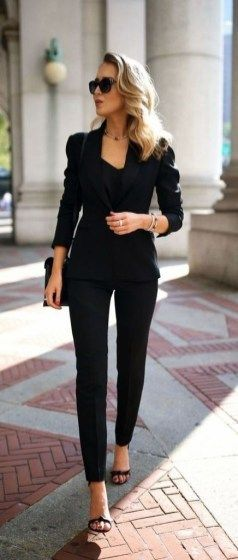 35 Chic Work Outfits Women for Summer 2019