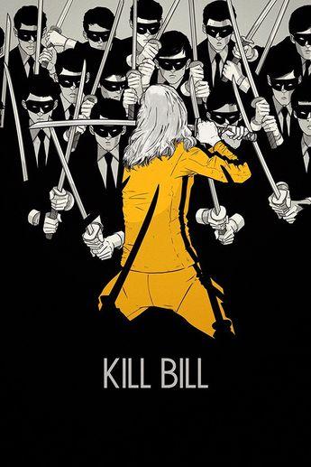 Kill Bill Volume Fan Art Poster