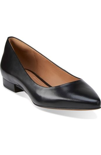 fa9178b4df3f Clarks®  Corabeth Abby  Pointy Toe Flat (Women) available at  Nordstrom