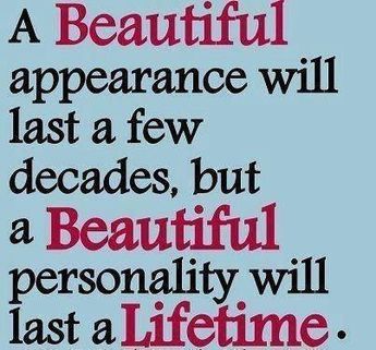 a beautiful personality life quotes quotes quote life quote beauty personalities
