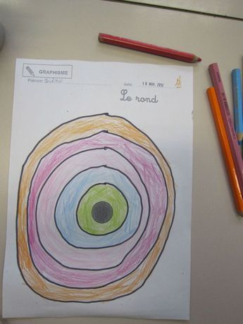 Le rond - quoi de neuf dans la classe 9 ?