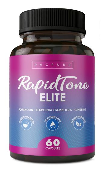 Rapid Tone Elite Advanced Weight Loss Burn Fat and Lose Weight Preserve Lean Muscle Enhance Energy and Metabolism Boost ** Click on the image for additional details. (This is an affiliate link)