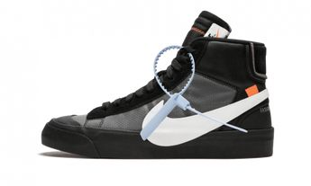 Price of the best Nike Off-White Blazer Mid Grim Reaper / OW UA
