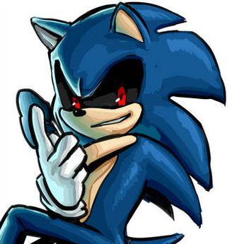 It's me, Sonic exe~
