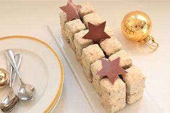 Mignardises tarte tatin revisitée - Recette Olivia Pâtisse x Pixcake