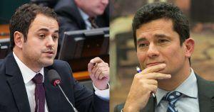 Deputado do PSOL volta a ofender Moro de 'juiz ladrão'