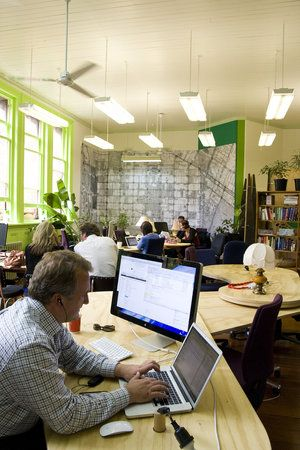 Office Tour: Hub Melbourne Coworking Space