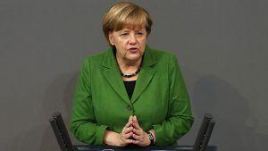 Merkel busca aliança com Verdes para resistir ao avanço da direita