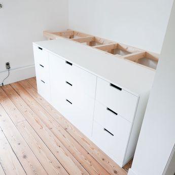 Wonderlijk Bed Met Bureau Ikea NI-78