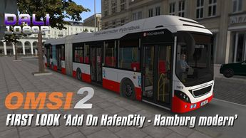 Fernbus Coach Simulator 'Next stop, Kiel ' PC Gameplay 1080