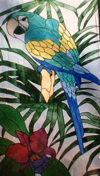 <3 we could make this a blue and gold macaw
