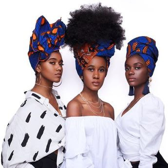 Latest Ankara Headwrap Style 2018 That Will Blow Your Mind