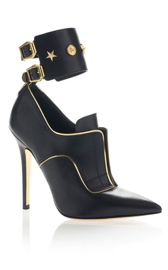 Studded Stiletto Shoe - Versace PreFall 2013