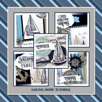 June 2019 Sailing Home Tutorial