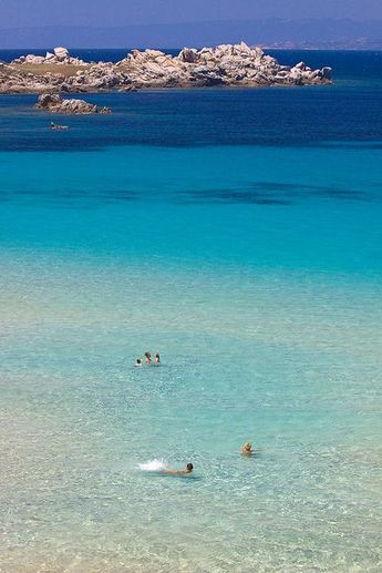 La Rena Bianca, Sardinia, Italy