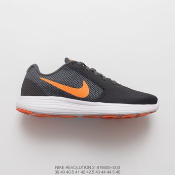 9f34c127f65d 300 003 Premium Fsr Nike Revolution 3 Trainers Shoes With Rubber Material  With Mesh Combination Upper