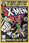 X-MEN #138 NM (9.6) - WHITE Cyclops leaves the X-Men. Funeral of Jean Grey #comics