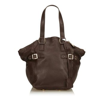 276e63eb9891 Downtown leather handbag