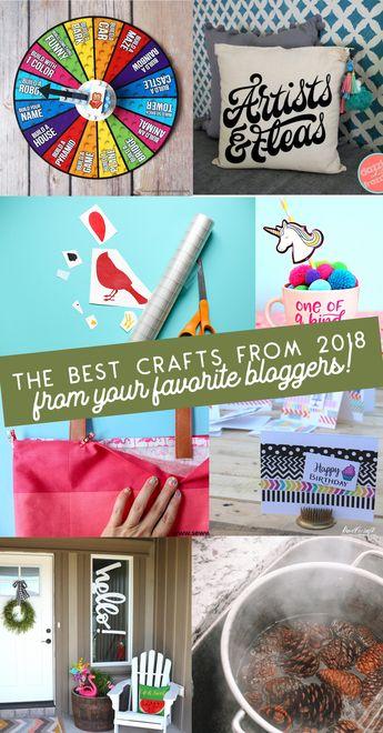 Best Crafts of 2018