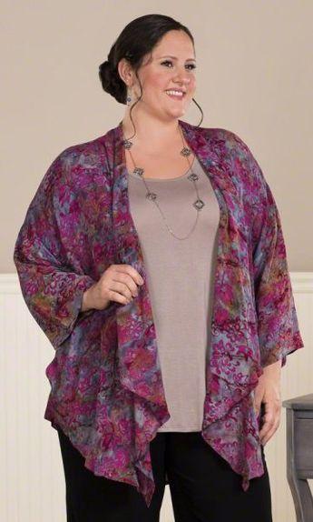 Audrey Jacket | Plus Size Fashion For Women | Fall Style