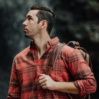 Fairbanks Flannel Shirt | Canyon Ridge
