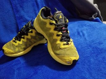 new concept 68fc1 3d5ad BLACK N YELLOW ADIDAS 12.5C  fashion  clothing  shoes  accessories   kidsclothingshoesaccs