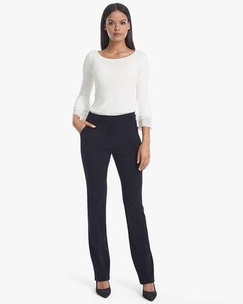 Women's Essential Slim Pants by White House Black Market