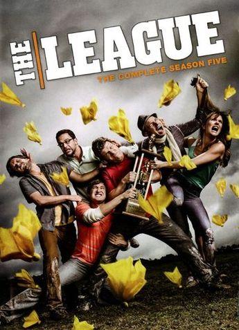 The League: The Complete Season Five [2 Discs] [DVD]