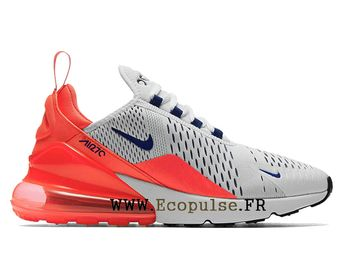 new arrival 4288a 38300 Chaussures Nike Air Max 270 Flykni Gs Coussin dair classique Femme Rouge  gris AH6789-101