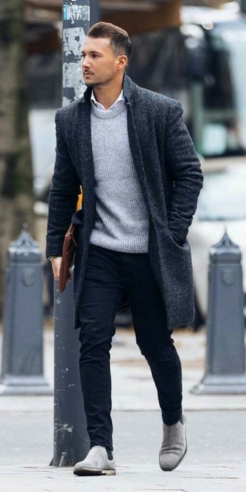 Men's Fashion - 10 Sharp Fall Outfit Ideas For Men - Greg - #Fall #Fashion #Greg #Ideas #Men #Mens #Outfit #Sharp