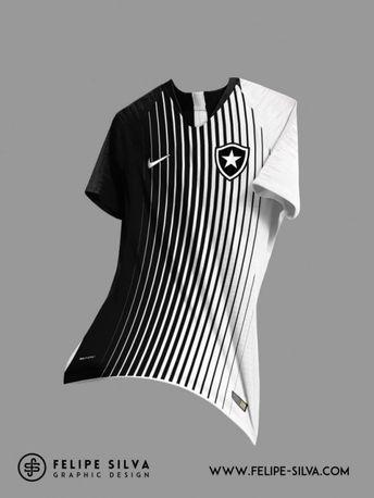 706aaed382e44 Leitor MDF  14 Clubes brasileiros vestindo Nike (Felipe Silva