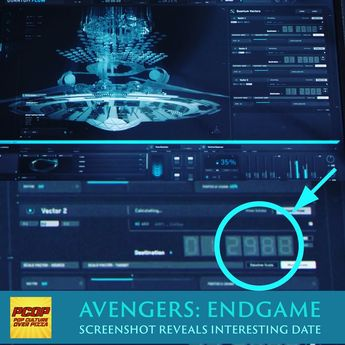 Avengers: Endgame includes a time travel Easter egg featuring a 3,000 year time jump  One eagle eyed Reddit user (kobikwahbz) has discovered that, when the film's 2014 version of Nebula was planning to use the Quantum Realm device to bring Thanos to Avengers HQ in 2023, a log of all the time jumps the Avengers used during Endgame flashed up on the mach