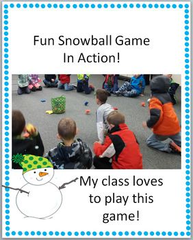 FREE Snowball Music Game {To Teach Loud & Soft Sing}