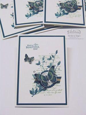 Kylie Bertucci Independent Demonstrator Australia: Pinterest Highlights - Featuring the 'Very Versailles' Stamp Set