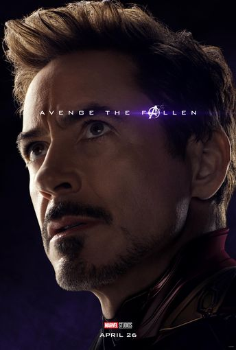 The MCU Heroes Unveil 'Avengers: Endgame' Character Posters