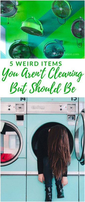 5 Weird Items You Aren't Cleaning But Should Be