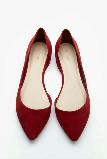 There's a special place in my heart for red shoes