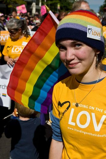 UUA: Lesbian, Gay, Bisexual, Transgender, and Queer Justice