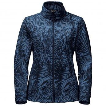 777c1b943c4 De Wit Schijndel @dewitschijndel. 42w 0. Jack Wolfskin Kiruna Jungle fleece  vest dames midnight blue all over
