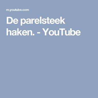Leren Haken De Mossteek Youtube