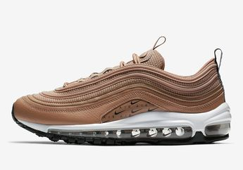 new concept da2bf 116ea NiceKicks Recommend Nike Air Max 97 Lux Tan AR7621 200 Running Footwear