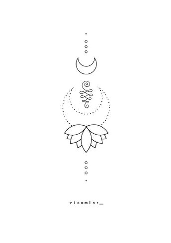 〰️sacred_geometry_lotus_spiritual_tattoo_design #design #geometry #lotus #sacred #spiritual #tattoo #unalometattoo