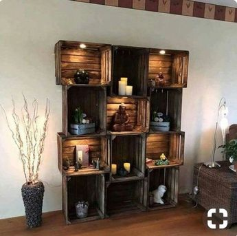 Home decor. Rustic look #ad