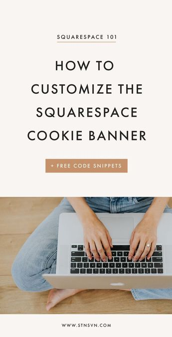 How to Customize the EU Cookie Banner in Squarespace — Station Seven: Squarespace Templates, WordPress Themes, and Free Resources for Creative Entrepreneurs