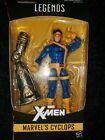 Marvel Legends X-men Warlock Baf Wave Cyclops #Figure