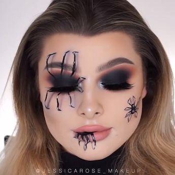 Amazing makeup by @jessicarose_makeup