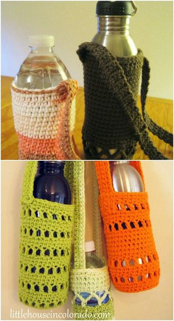 4eb2ff538fe5 50 Cute Projects to Make from Leftover Yarn - They Make Excellent Gifts